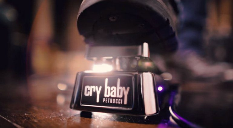 Dunlop John Petrucci Wah Cry Baby