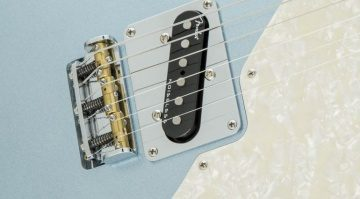 Fender Thinline Suspenion Bridge Nah