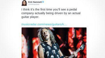 Kirk Hammet KHDK PEdale Twitter