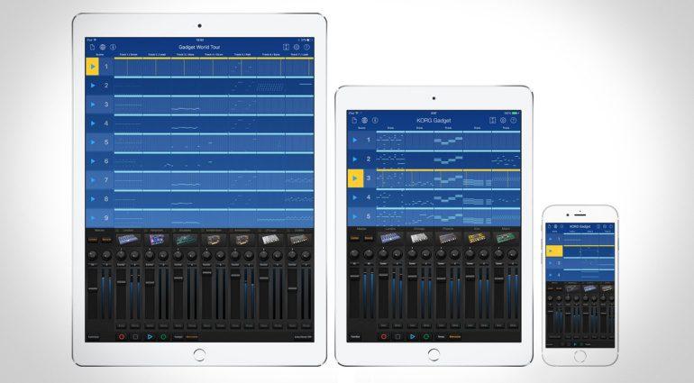 Korg Gadget 2.0 - das komplette Studio jetzt auf dem iPhone