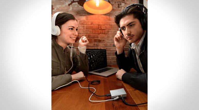 H2 Designs MIYO - ein edler Kopfhörerverstärker für Mastering-Profis?