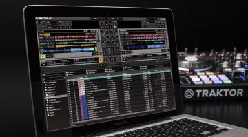 Native Instruments Traktor Pro 2.10.1, Stem View