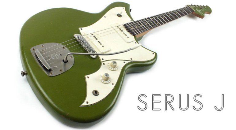 Novo Guitars Serus J
