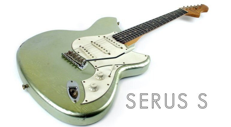 Novo Guitars Serus S