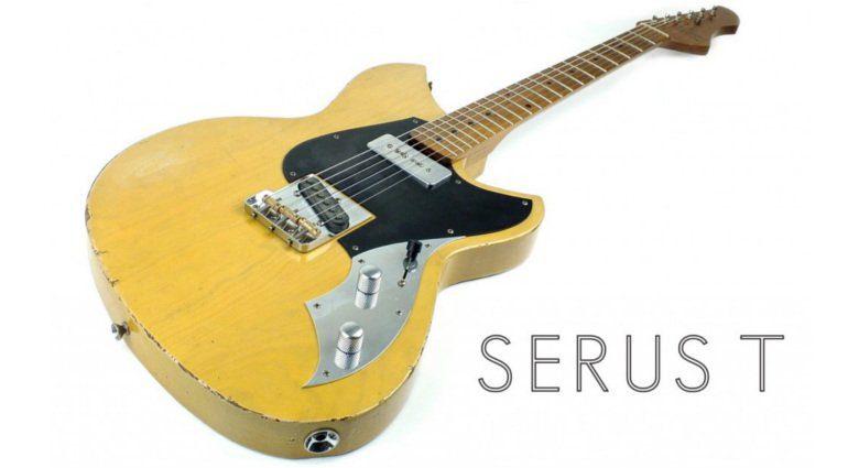Novo Guitars Serus T
