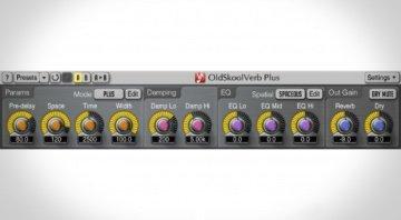 Voxengo OldSkoolVerb Plus - das Freeware Reverb wird aufgepimpt