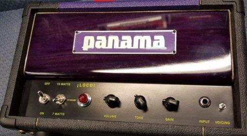 Panama Loco 15 Topteil Front