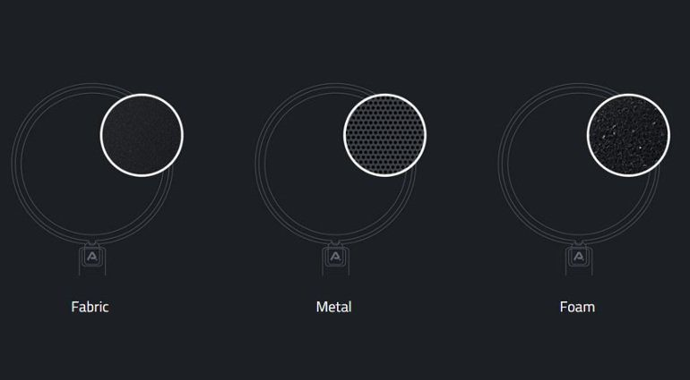 Pop Audio Filter Typen