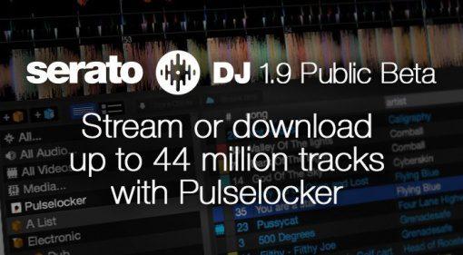 Serato DJ Public Beta 1.9