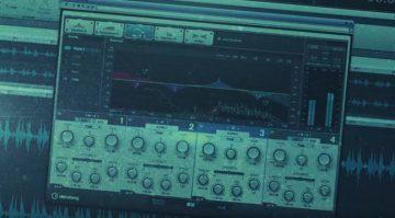 Steinberg Wavelab 9 Teaser GUI MasterRig VST
