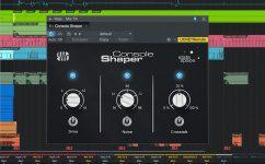 Studio One 3.2 Update Console Shaper