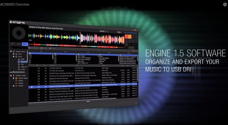 Denon Engine 1.5