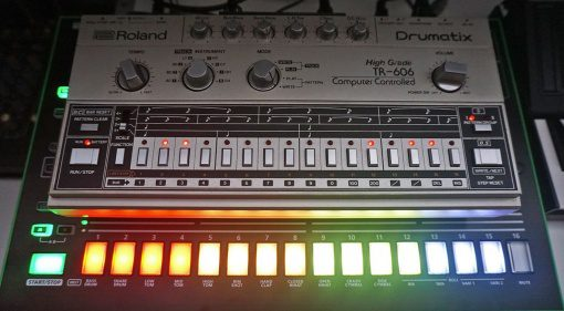 Roland Aira Expansion 606