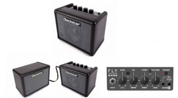 Blackstar Fly 3 Bass Stack Mini Amp