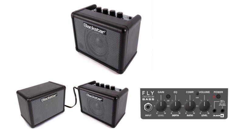 Blackstar Fly 3 Bass Stack Mini Amp