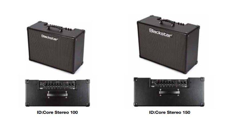 Blackstar ID Core 100 150 Modelling Combo Amp