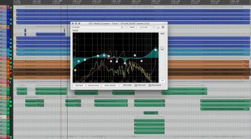Cockos Reaper ReaEQ VST Freeware
