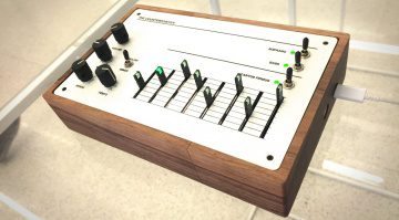 The Counterpointer - ein Synthesizer mit klassischen Einflüssen