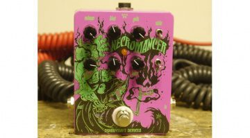 Dwarfcraft Devices Necromancer Fuzz Pedal Front