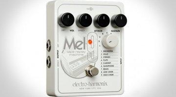 Electro Harmonix Mellotron Mel9 Pedal Front