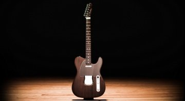 Fender George Harrison Tribute Rosewood Telecaster Front