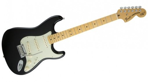 Fender The Edge STratocaster Front