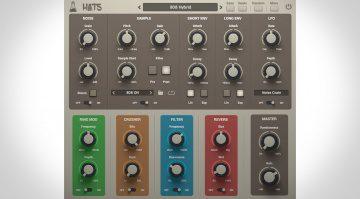 Audiothing Hats - ihr braucht mehr Hihats? Bitte schön!