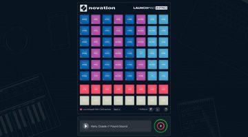 Novation Launchpad Intro für unterwegs und jedermann!