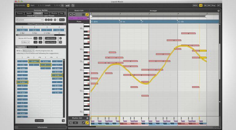 WaveDNA Liquid Music 1.6.1 Update bringt VST und AU Support