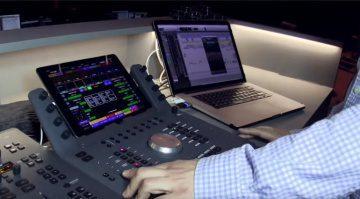 Pro Tools Dock Video Avid