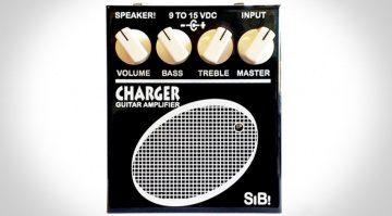 SIB Charger Effekt Pedal Amp Head Topteil