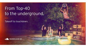 Soundcloud Go Ad Werbung Teaser