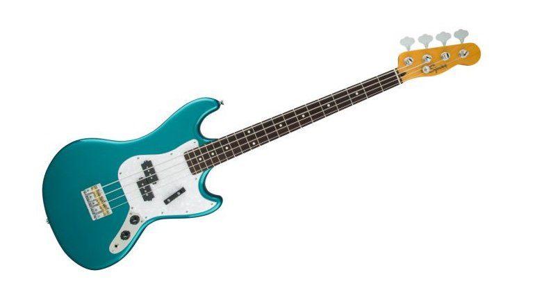 Squier Gary Jarman Cribs Signature Bass