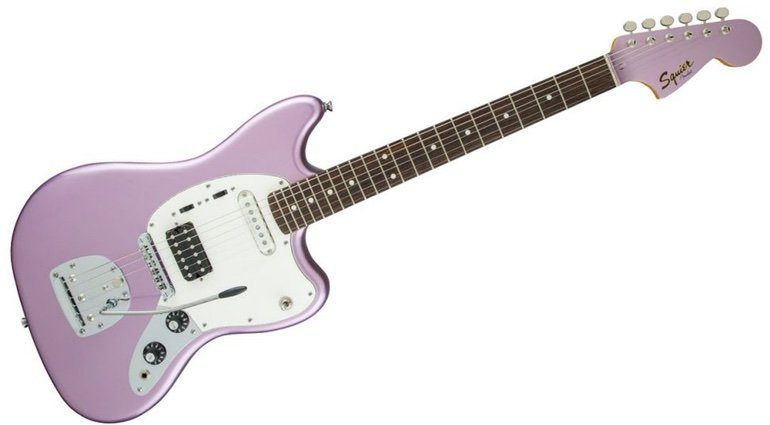 Squier Ryan Jarman Cribs Gitarre Signature