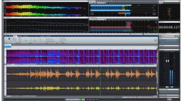 Steinberg-Wavelab-Pro-9-GUI-uebersicht-Overview