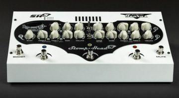 Taurus Stomp-Head 5 Custom Edition Front