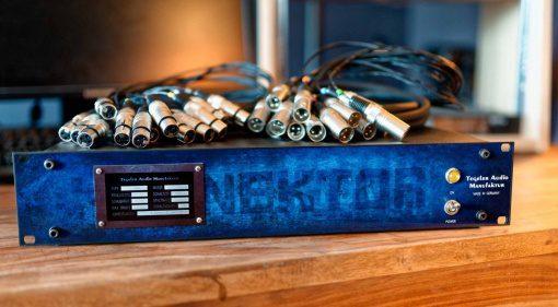 Tegeler Audio Manufaktur Konnektor Front