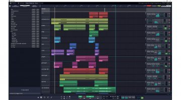 Tracktion 7 Update GUI