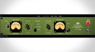 Plugin Alliance ACME Audio Opticom XLA-3 - ein optischer Tube Kompressor