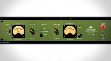 Plugin Alliance ACME Audio Opticom XLA-3 - ein optischer Tube Kompressor
