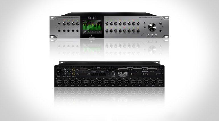 Fotos von neuen Antelope Audio Produkten aufgetaucht!
