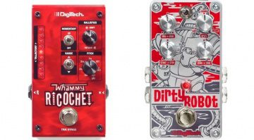 Digitech Whammy Ricochet Dirty Robot