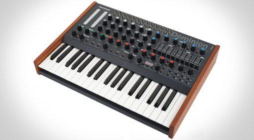 MFB veröffentlicht Dominion 1 Firmware Update und ein neues Soundpack. Aber Vorsicht beim Installieren!