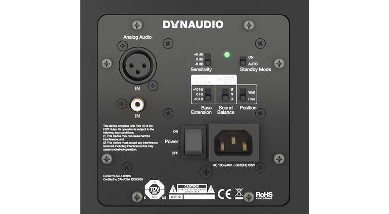 Dynaudio-LYD-8-Backplate