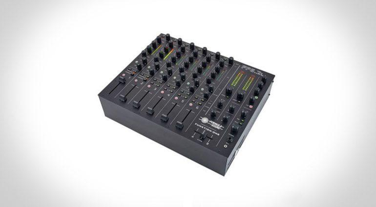 Musikmesse 2016: Funktion One zeigt einen 6-Kanal High End DJ Mixer