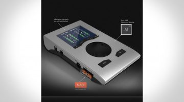 Musikmesse 2016: RME bringt neues Desktop Interface: MADIface Pro