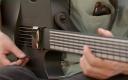 Magic Instruments Guitar Black Front