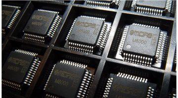 Midas M8000 Chip
