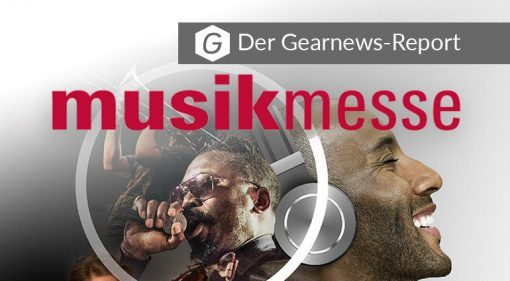 Musikmesse 2016 Sticky Gearnews DE Report
