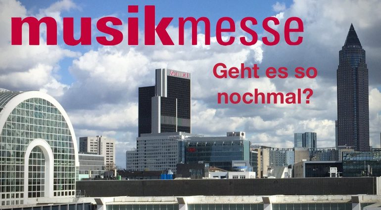 Musikmesse - Kolume Hauptbild